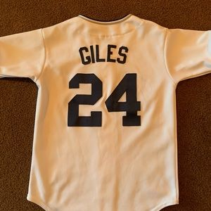 Majestic Other - Kids small Padres jersey